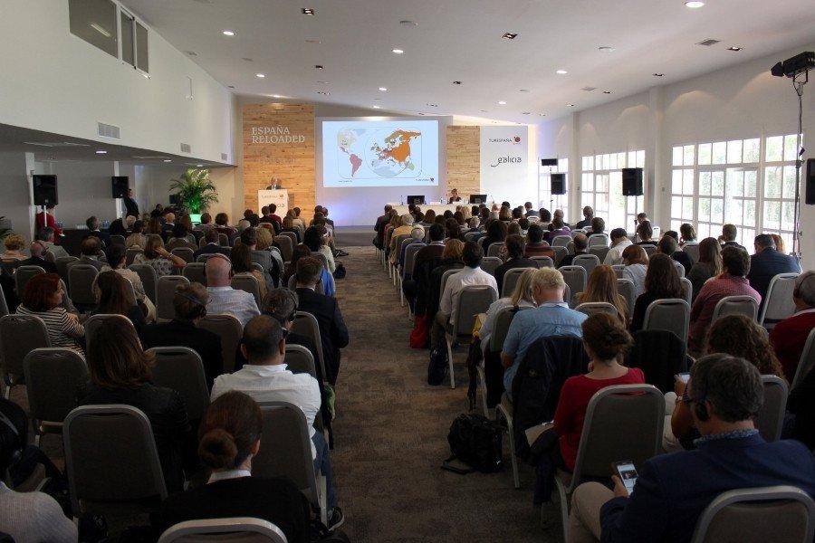 Pontevedra acogió la semana pasada el evento España Reloaded.