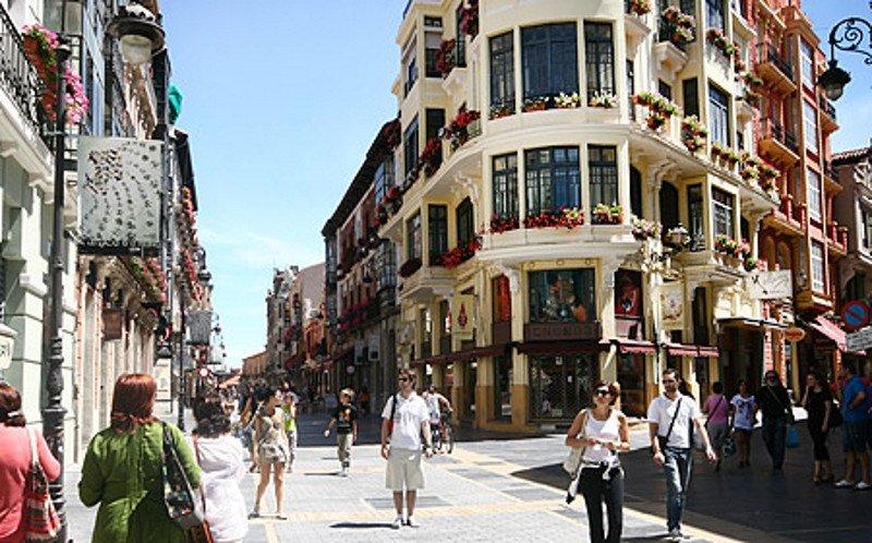 El Barrio Húmedo es la zona más popular para el tapeo en la ciudad leonesa.