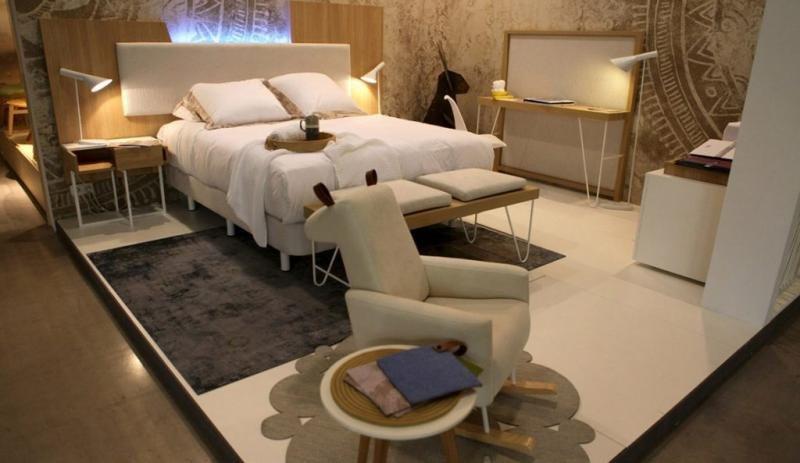 Uno de sus elementos diferenciadores es que es que todas las marcas muestran sus propuestas recreando ambientes de hotel. Imagen de la anterior edición.