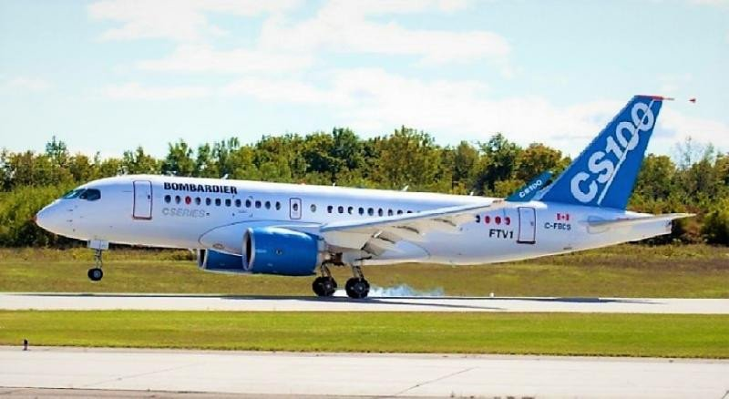 Airbus y Bombardier esperan vender al menos 3.000 aviones C Series