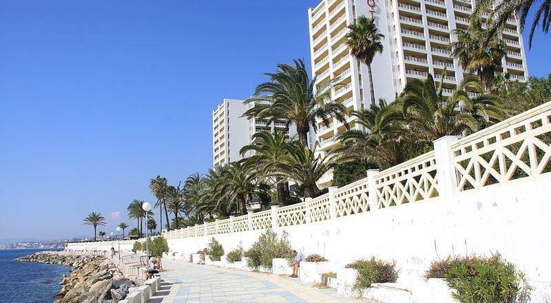 Los hoteles andaluces pierden turistas españoles en un verano récord