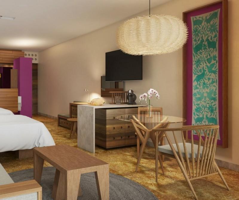 El primer hotel de un complejo de 12 en Riviera Maya abrirá en diciembre