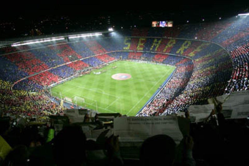 El Fútbol Club Barcelona es uno de los equipos más reconocidos en el mundo.