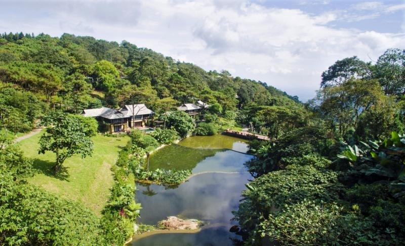 Melia Ba Vi Mountain Retreat (Vietnam).