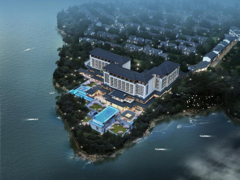 Meliá Xueye Lake (China).