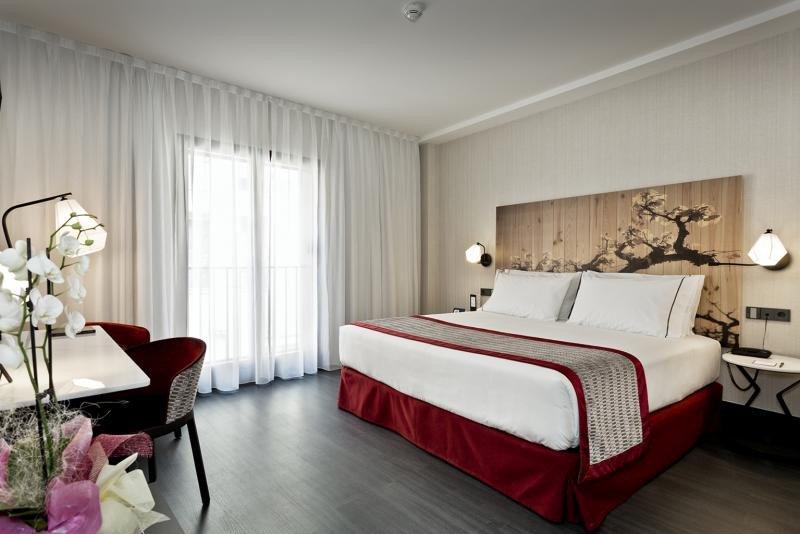 Hotusa abre un hotel tematizado en torno al vino en Logroño