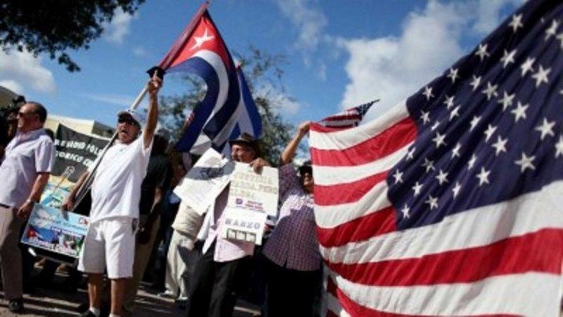 Cubanos en Estados Unidos.