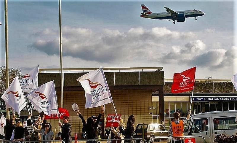 British Airwas y sus TCP ponen fin a su larga disputa laboral
