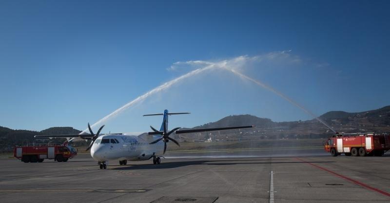 Air Europa estrena los vuelos interislas en Canarias