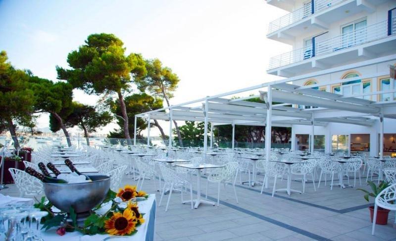 Hotel Vistamar, en Mallorca, uno de los activos hoteleros de EIS.