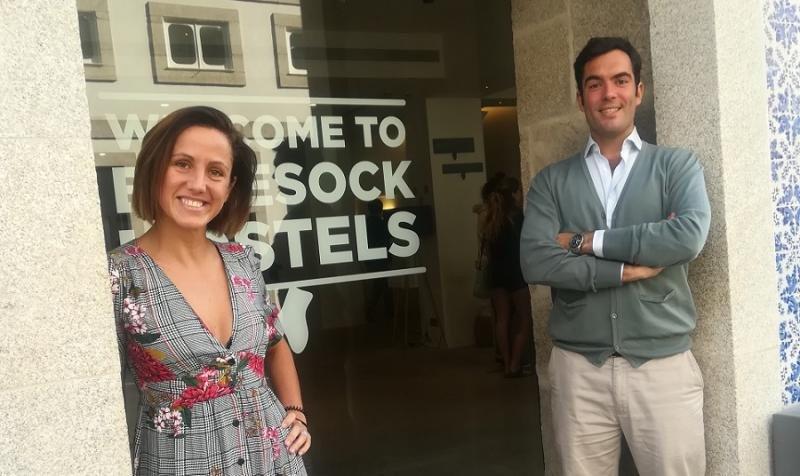 Bluesock Hostels refuerza sus operaciones en Portugal