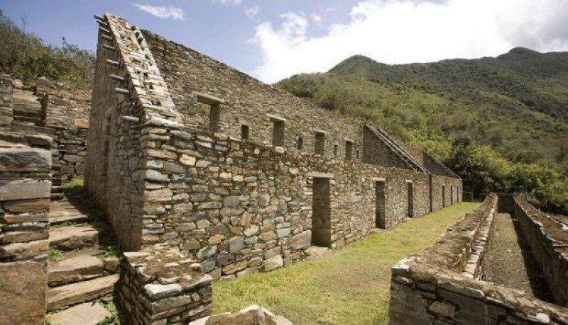 Para llegar al sitio de Choquequirao se requiere hacer una caminata de dos días.