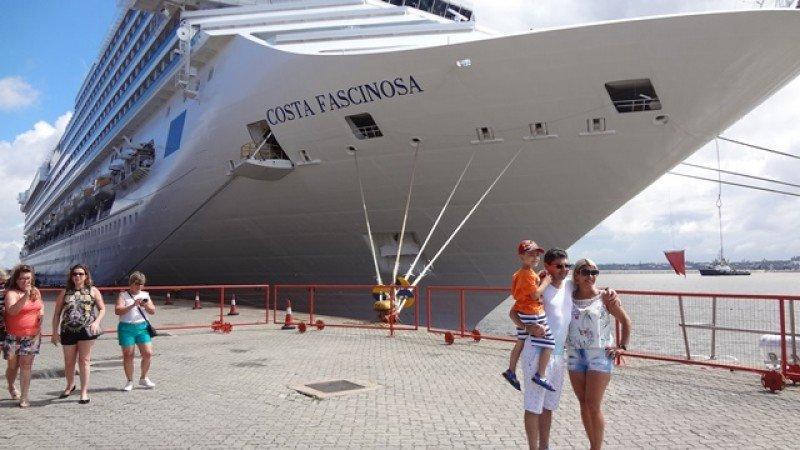 Costa Cruceros proyecta una temporada 2017-2018 con ocupación de 100%. Foto: J. Lyonnet.