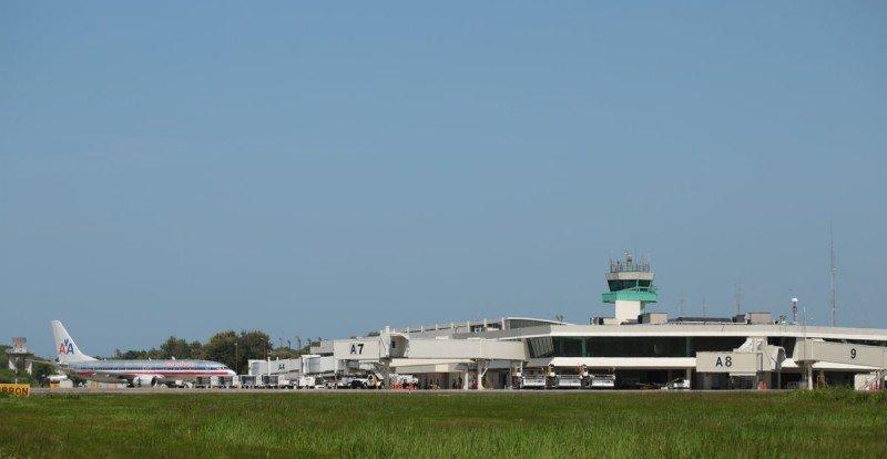 Aeropuerto de Puerto Plata es el que mayor crecimiento registra. Foto: DominicanaVoz