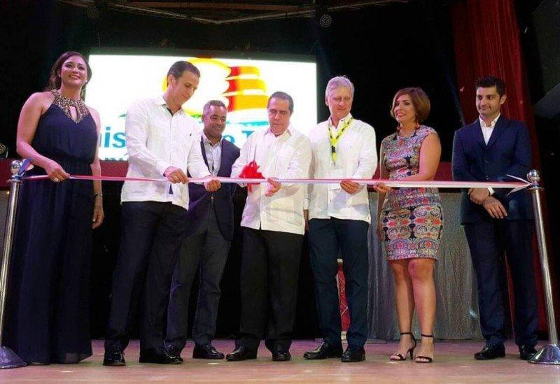 Apertura de Discover Puerto Plata Marketplace. Foto: DominicanaVive