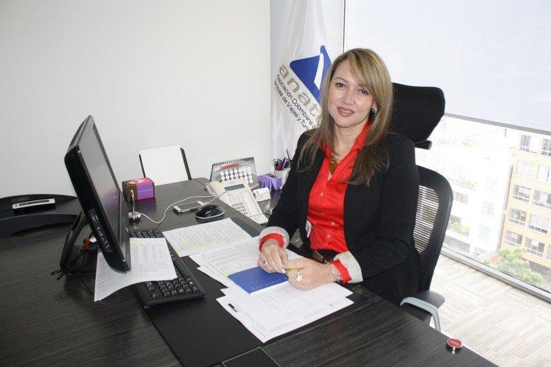 Paula Cortés, presidenta de ANATO.