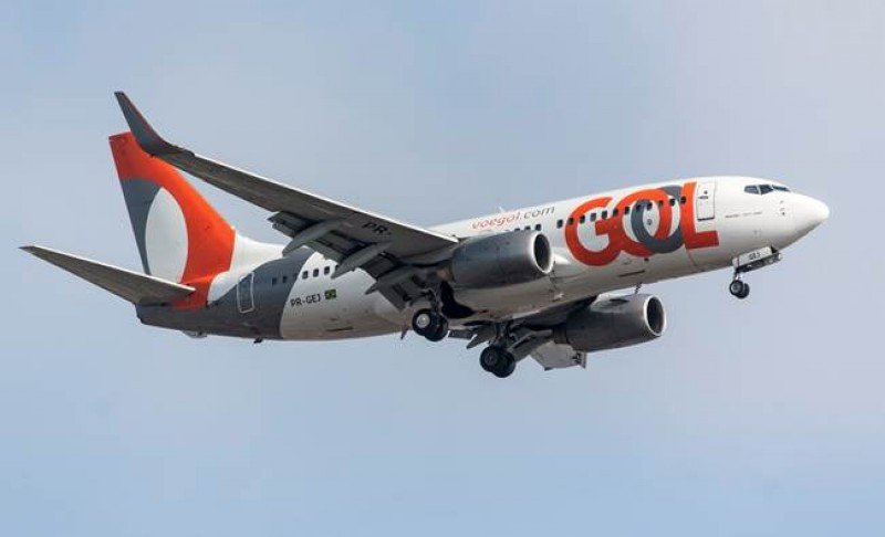 GOL suma una tercera frecuencia entre Buenos Aires y Recife