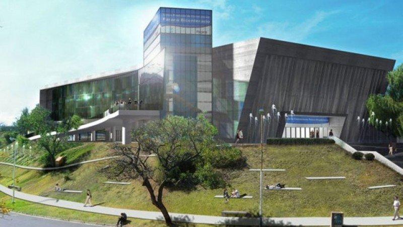 Paraná ya tiene centro de convenciones para 2.500 personas