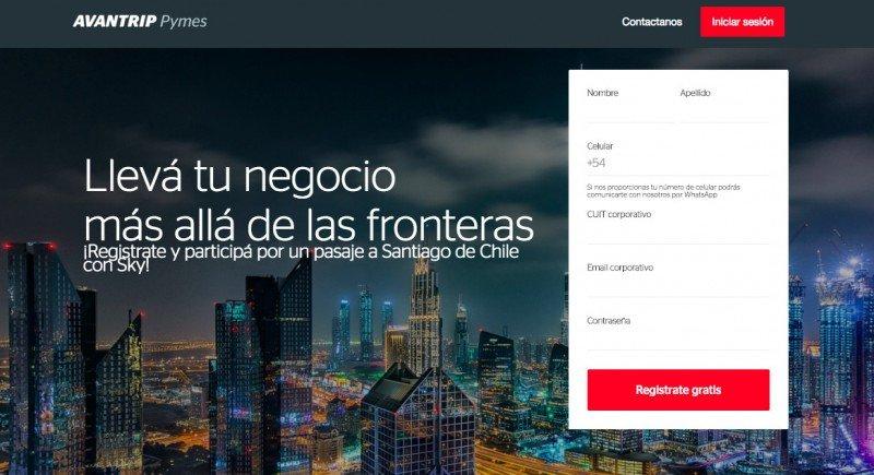 La online Avantrip lanza plataforma para pequeñas empresas