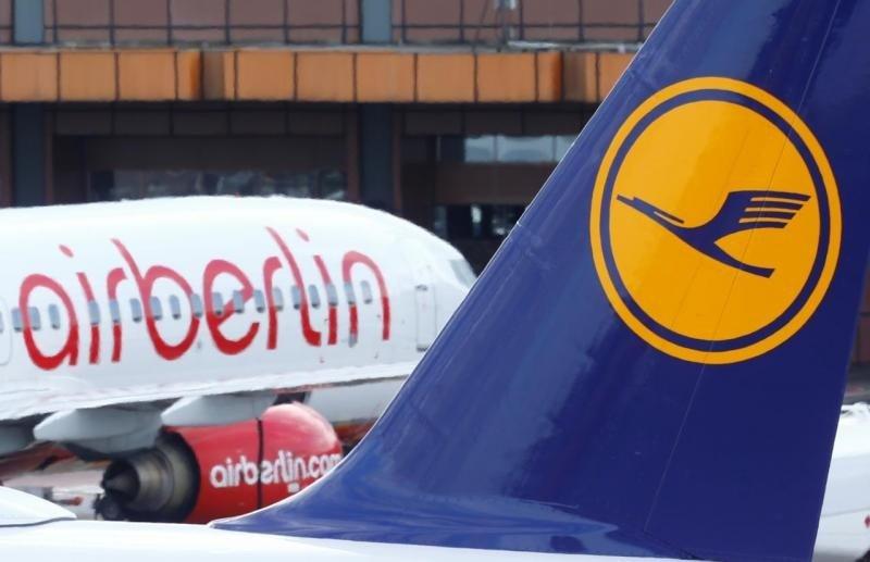 Lufthansa se hace con la mayor parte de airberlin por US$ 1.775 millones