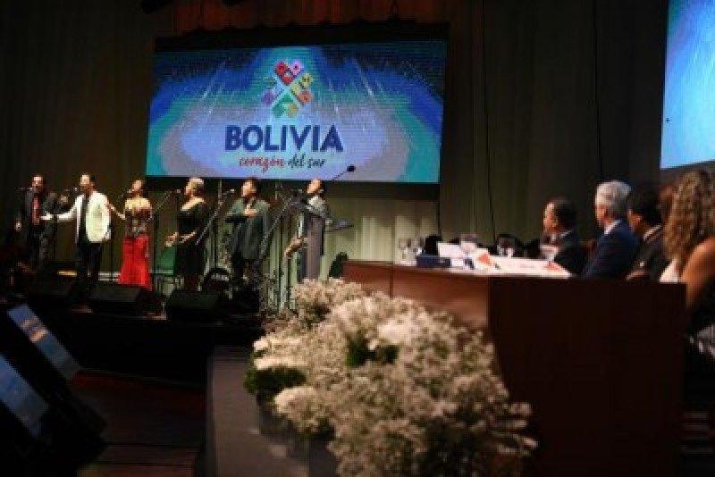 'Bolivia, corazón del sur' es el nuevo lema del país.