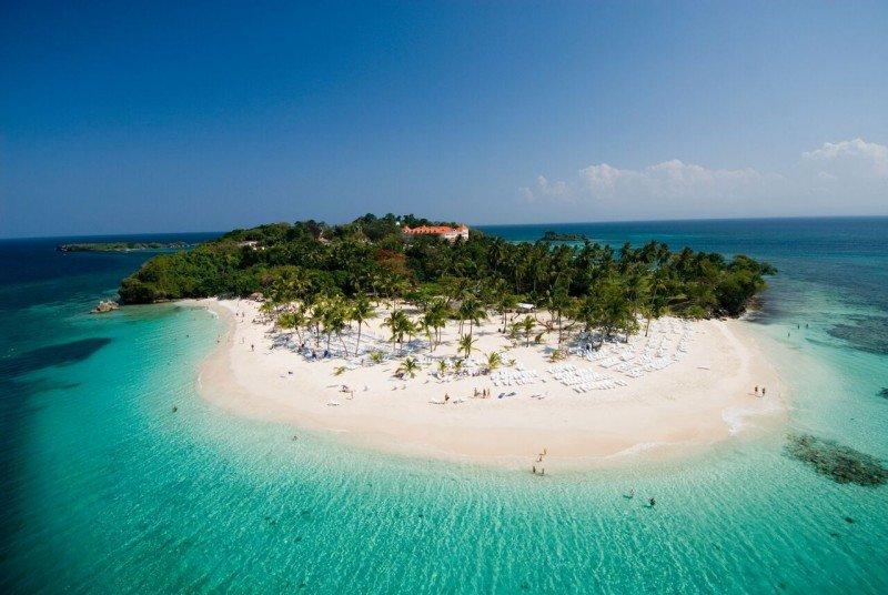 Cayo Levantado (Foto: Ministerio de Turismo de República Dominicana)