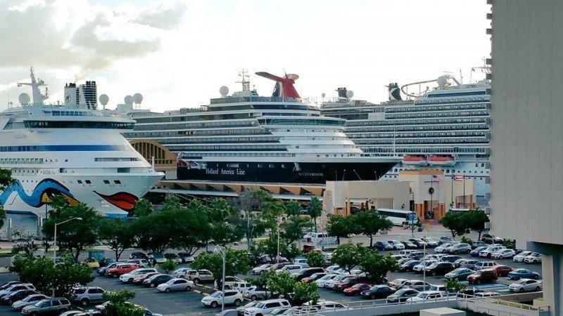 Una sola temporada de cruceros tiene un impacto de más de US$ 2.000 millones en las economías locales, afirma la Asociación. Foto: Univision.