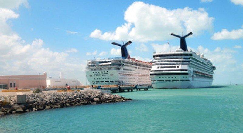 Puerto de Mérida espera beneficios por alojar conferencia regional de cruceros.Foto: Yucatán a la Mano.