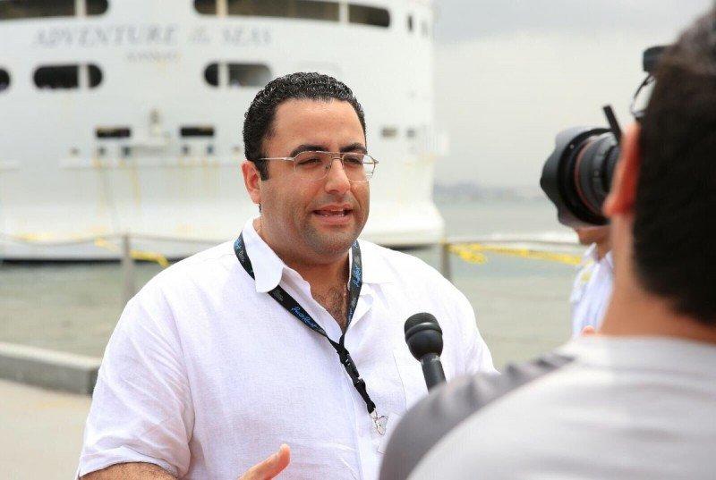 José Izquierdo, director de la Compañía de Turismo de Puerto Rico.