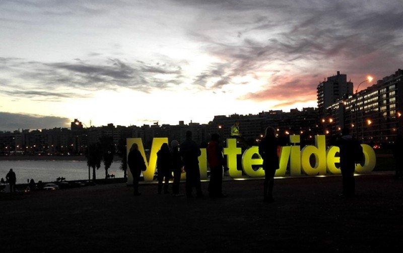 Montevideo es uno de los destinos uruguayos preferidos por los brasileñós. Foto: J. Lyonnet.