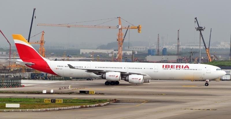 Iberia aumentará 40% su oferta entre Bogotá y Madrid