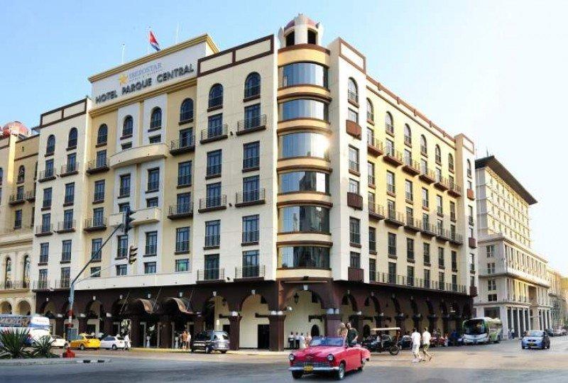 Hotel Iberostar Parque Central, en La Habana.