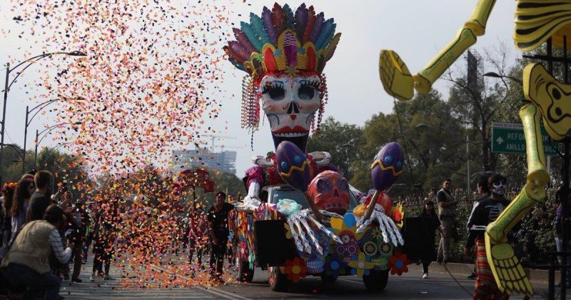 Fórmula 1 y Día de los Muertos dejan US$ 140 millones en Ciudad de México
