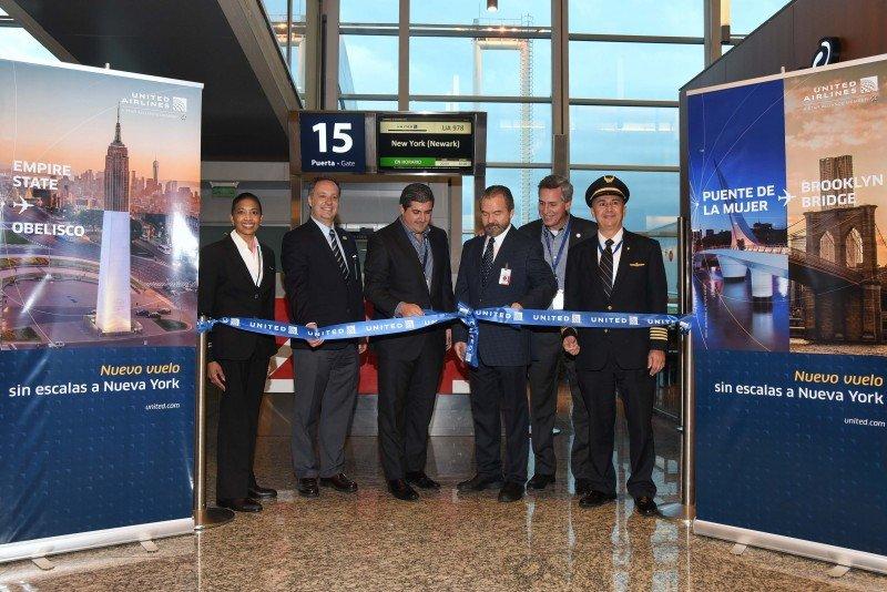 United Airlines ya vuela entre Buenos Aires y Nueva York