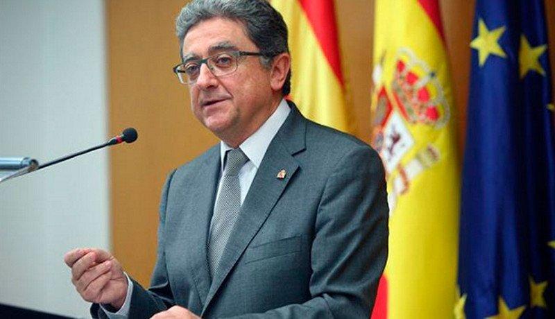 El delegado del Gobierno en Cataluña, Enric Millo. EFE