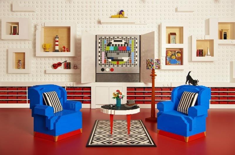 Sortean una noche en la Lego House de Dinamarca