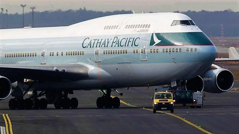 Qatar Airways se hace con el 10% de la compañía de bandera de Hong Kong