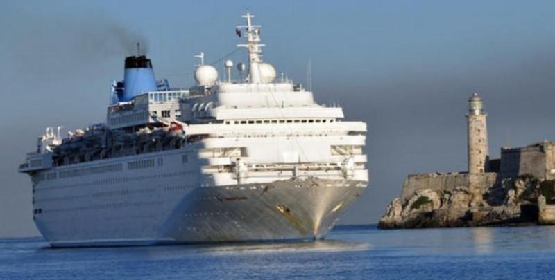 Los cruceros con Cuba generan 540 M € para las navieras en tres años