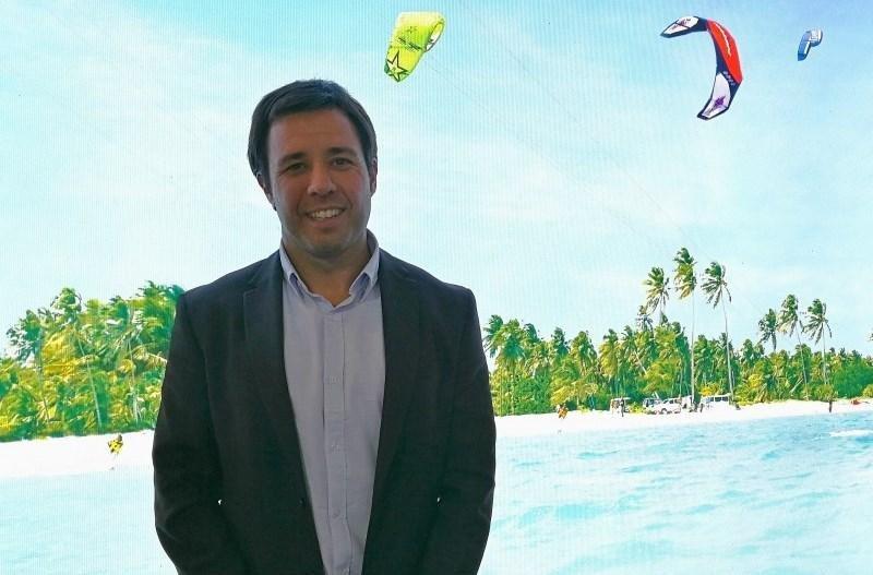 Mario Viazzo, director comercial de Palladium para América Latina.