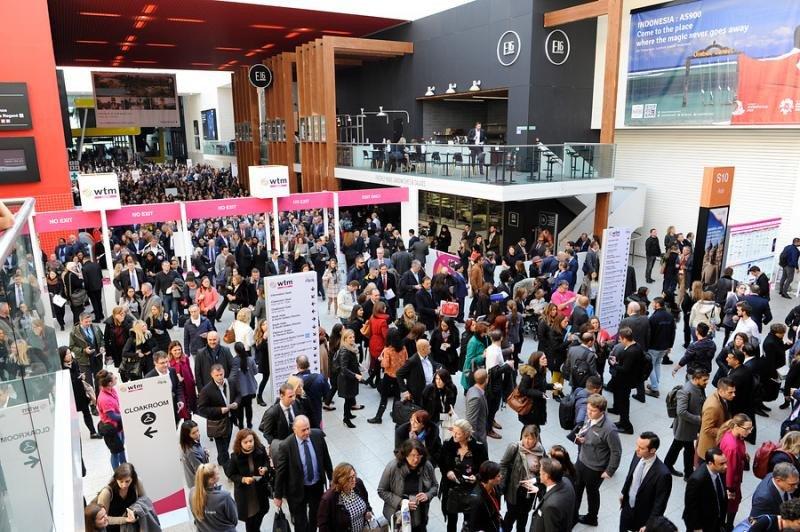 World Travel Market se ha celebrado en el recinto ferial Excel, Londres.