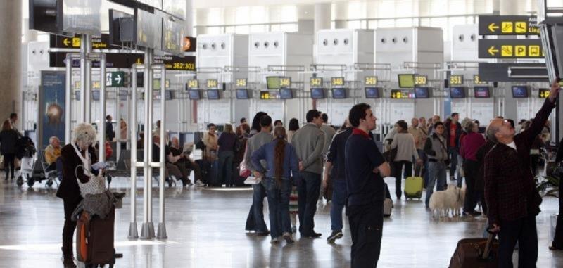 El tráfico de pasajeros crece en la UE un 20% durante los últimos tres años