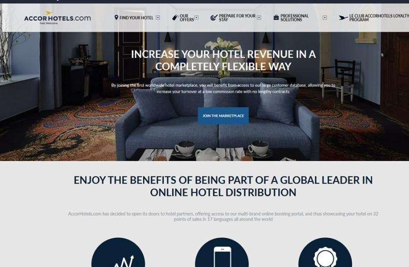 Accor se centra en su negocio y deja de vender hoteles independientes