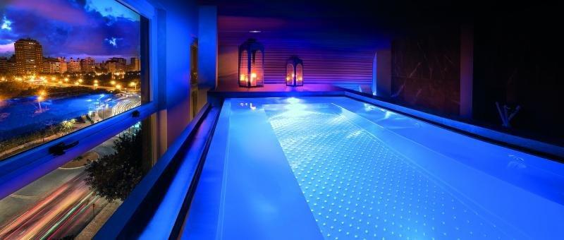El SH Valencia Palace estrena nuevo spa.