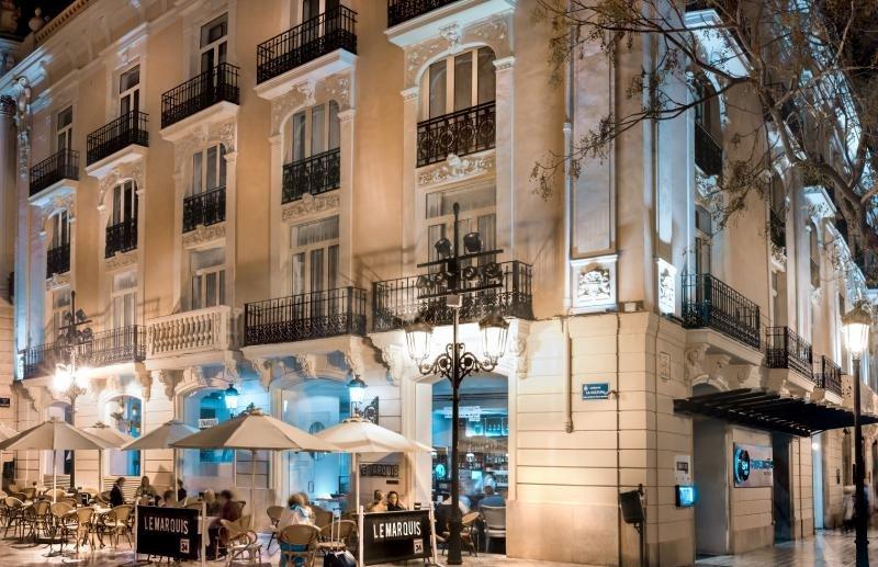 El SH Hotel Inglés ha reforzado con la reforma su estilo británico.