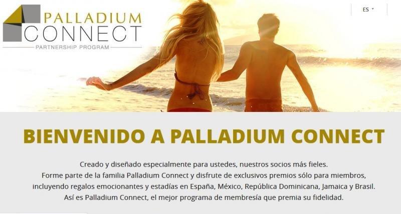 Palladium Connect llega a Europa para reforzar el vínculo con los agentes