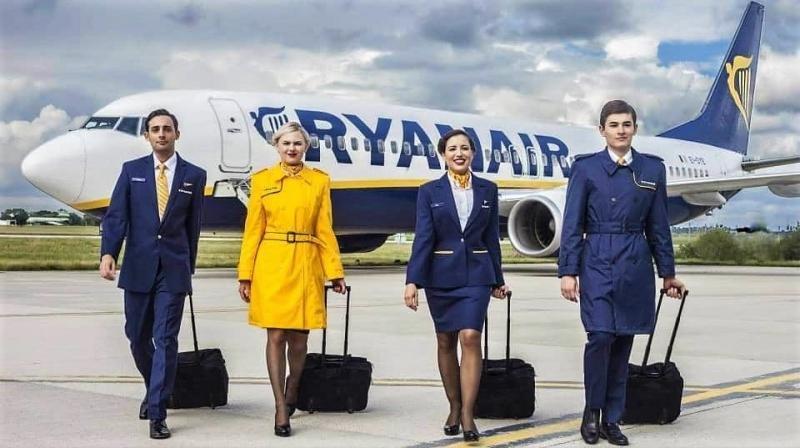 Los tripulantes de cabina de Ryanair denuncian a la low cost por fraude