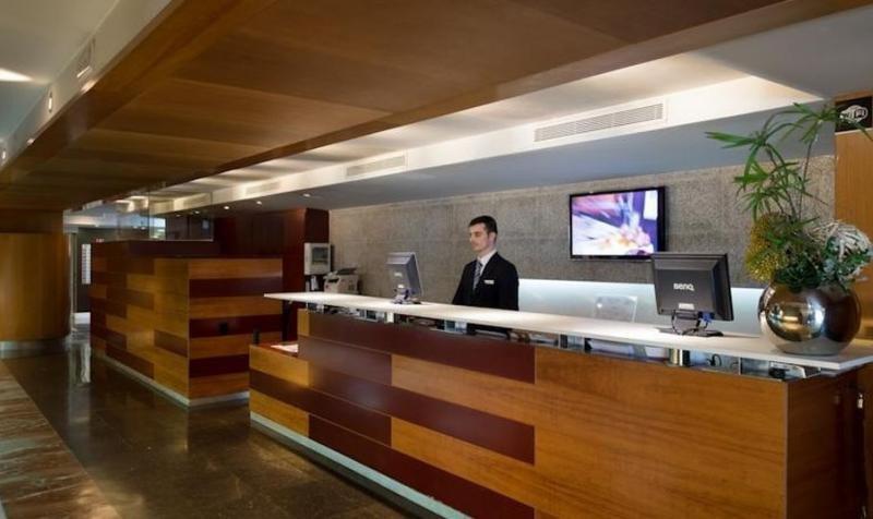 La facturación en los hoteles de Barcelona cayó un 14% en octubre