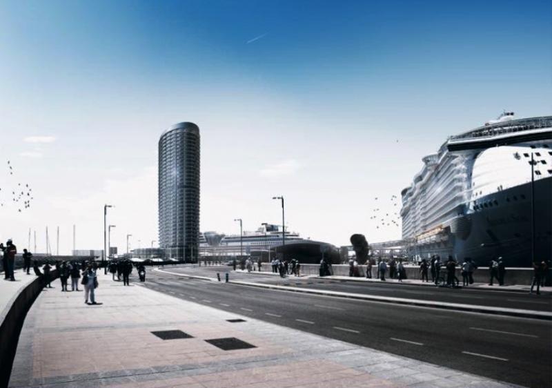 Jornada sobre sostenibilidad y análisis de la Torre del Puerto de Málaga