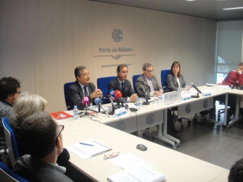 Los cruceros generan 256 M € en Baleares y casi 6.000 empleos