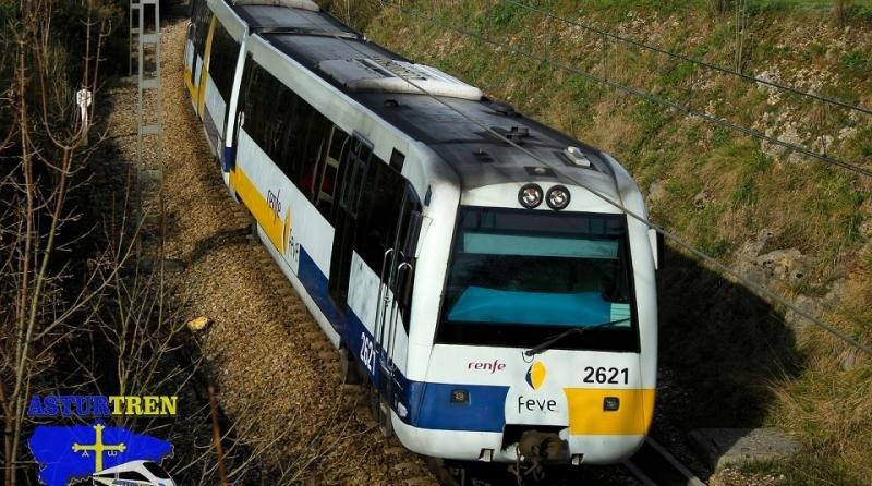 Comienzan en España las pruebas del primer tren de Europa con gas natural
